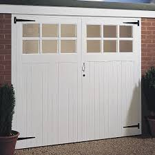 Image result for wooden garage doors