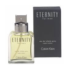 <b>Calvin Klein Eternity</b> Men's Cologne - Eau de Toilette