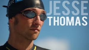 A great run by Jesse Thomas earned him 2nd spot in 2013 Ironman 70.3 California championship, but was out-sprinted by Andy Potts for the win. - 2013-Ironman-70.3-California-results-JesseThomas