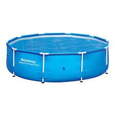 Покрывало для каркасного круглого <b>бассейна</b> 305 см ...