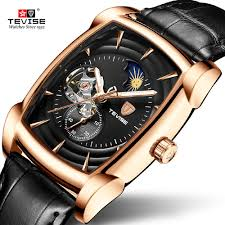 <b>TEVISE</b> T802A Business <b>Mechanical Watches Mens Automatic</b> ...