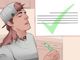 how to write about yourself examples wikihow