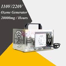 <b>220V</b>/<b>110V 20g</b>/h Air Purifiers <b>Ozone</b> Generator Ozonator ...