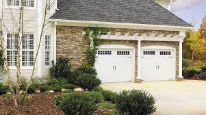 door patio window world: amarr oak summit garage door from window world