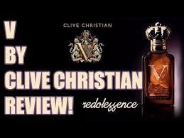 <b>V</b> by <b>Clive Christian</b> Fragrance / Cologne Review - YouTube