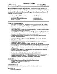 easy making resumes free download   essay and resume    sample resume  making resumes for accomplished sous or executive chef with professional experience feat education