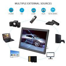 "ASHATA Portable <b>Digital TV</b>,14"" <b>1080P HD</b> - Buy Online in Zambia ..."