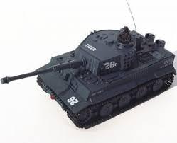 <b>Радиоуправляемый танк Great Wall</b> Tiger 2117 1:72 - 2117