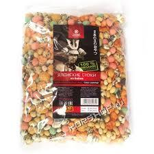 Японский бобовый микс - <b>снек ТАКО</b> Самурай (8 вкусов) 990 г ...