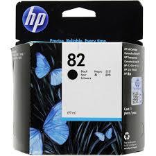 Оригинальный <b>картридж HP</b> CH565A (№82) пигментный <b>Черный</b> ...