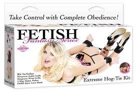 Pipedream <b>Набор для фиксации</b> Fetish Fantasy Extreme Hog Tie ...