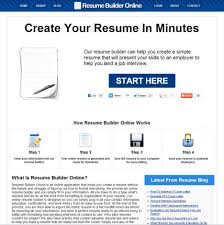 creative resume maker online cipanewsletter resume builder online ozmxrcb cover letter