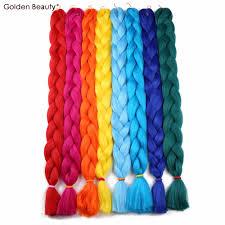 Golden Beauty 41''165g Jumbo <b>Braid Hair</b> False <b>Synthetic</b> ...