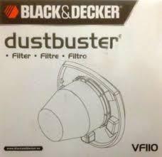 <b>Сменные фильтры</b> для портативных бытовых пылесосов Black ...
