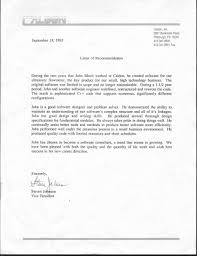 john bloch s resume blochweb com recommendation jpg
