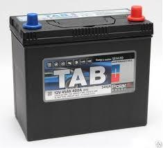 <b>Аккумулятор TAB</b> Polar S S45JA (45 Ач), цена в Санкт ...