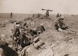 world war one first war was impossible then inevitable