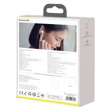 Купить белые <b>наушники Baseus Encok</b> Wireless Earphone в ...