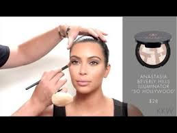 [FULL VIDEO] Kim Kardashian | Natural Daytime Makeup Tutorial By ...