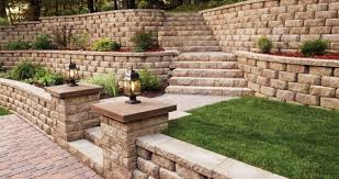 Small Picture Fascinating Garden Retaining Wall Ideas For Your Inspirational
