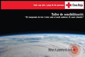 Resultado de imagen de cruz roja medio ambiente