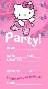 hello kitty birthday invitations templates designs invitations tips for choosing hello kitty birthday invitations alluring layout for hello kitty birthday party invitations