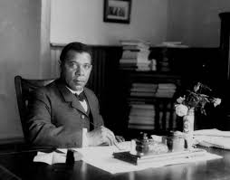 w e b du bois booker t washington and the origins of the civil booker t washington