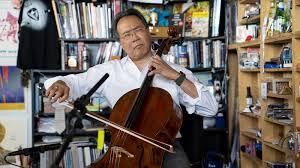 <b>Yo</b>-<b>Yo Ma</b>: Tiny Desk Concert : NPR