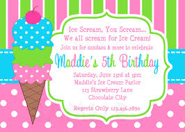 ice cream party invitations com ice cream party invitations as an additional inspiration to create stunning party invitation 2511167