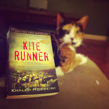 another anitober review khaled hosseini s the kite runner review my history khaled hosseini s the kite runner is very similar to my history the life of pi it was released anita recommended it and i avoided it