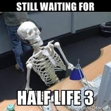 Skeleton computer | Meme Generator via Relatably.com