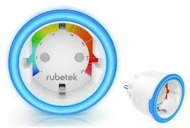 <b>RUBETEK RE</b>-<b>3301</b>: <b>Розетка</b> беспроводная