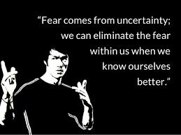 Bruce Legend Fearless