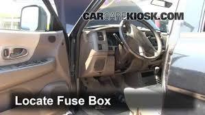 interior fuse box location 1997 2004 mitsubishi montero sport interior fuse box location 1997 2004 mitsubishi montero sport