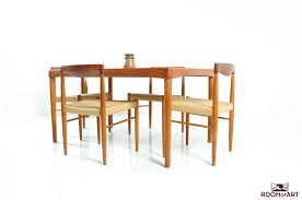 teak dining chairs klein