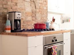 stove eclectically vintage kitchen