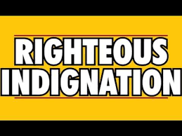 Hasil gambar untuk righteous indignation