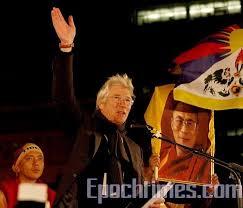 「李察吉爾 西藏」的圖片搜尋結果
