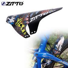 ZTTO 1pc <b>Mountain Bike Fender MTB</b> Bicycle Front Rear Mudguard ...