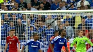 Incredible Goals: Dider Drogba Vs Bayern Munich CL Final - Dugout