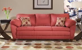 burgundy micro suede contemporary living room sofa woptions burgundy furniture decorating ideas