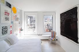 awesome scandinavian bedroom with framed playful quotes and cartoons as ideas for decorating bedroom walls awesome scandinavian ideas