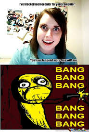 RMX] Overly Attached Girlfriend by mrumad - Meme Center via Relatably.com