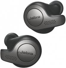 <b>Гарнитура Jabra TWS Elite</b> 65T Bluetooth black - цена на ...