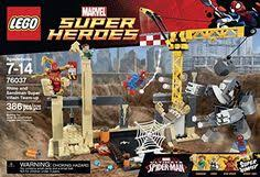 <b>LEGO Marvel Super Heroes</b> - Hulk vs. Red Hulk (<b>76078</b>) au meilleur ...