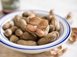 Image result for boiled peanuts in a can