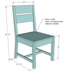 ana white build a classic chairs made simple free and easy diy project and ana white completed eco office desk