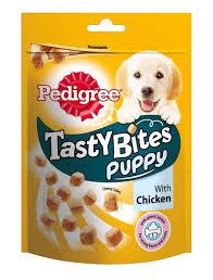 <b>Лакомство</b> для щенков <b>Pedigree Tasty Bites</b> Puppy, кусочки ...