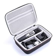 Waterproof EVA <b>Hard Case for Philips</b> Norelco Multigroom Series ...