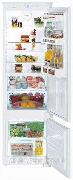 Купить <b>Встраиваемый холодильник LIEBHERR</b> ICBS 3214-20 001 ...